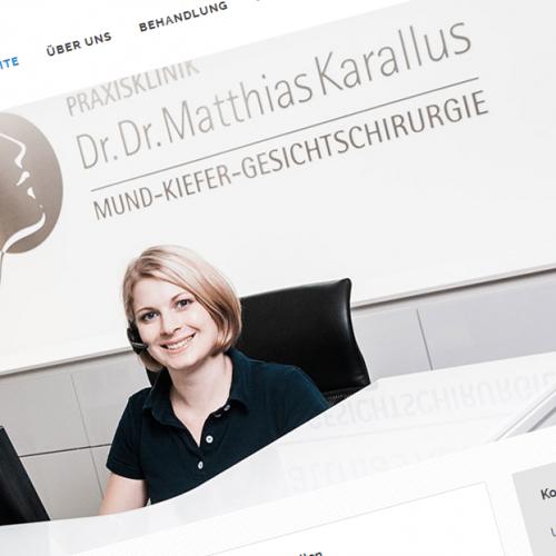 Herzlich Willkommen auf der neuen Website unserer Facharztpraxis für Mund-Kiefer Gesichtschirurgie!